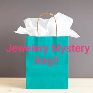 3 pieces of mystery jewelry!